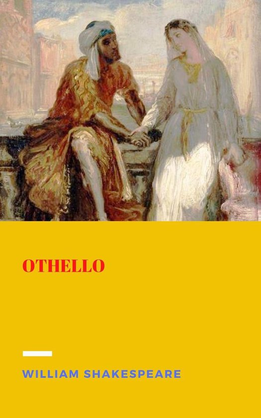 Boek cover Othello van William Shakespeare (Onbekend)