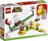 LEGO Super Mario Uitbreidingsset Piranha Plant Powerslide - 71365