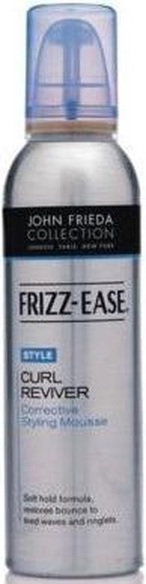 John Frieda Frizz Ease Curl Reviver Haarmousse - 200 ml