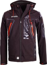 Geographical Norway Softshell Jas Heren Techno