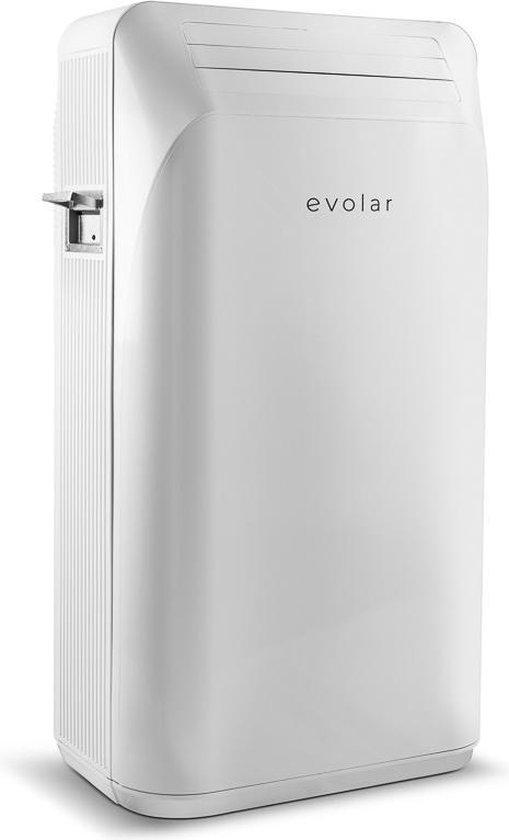 Evolar EVO-ES9000 - Mobiele Airco - 2,5 kW - werkt zonder afvoerslang