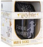 Harry Potter: Dobby Mug and Socks Set