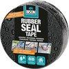 Bison rubber seal reparatietape - 5 meter x 7 5 cm.
