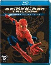 Spider-Man Trilogy (Origins Collection) (Blu-ray)