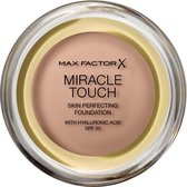 Max Factor Miracle Touch Compact Foundation - 070 Natural