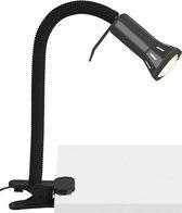 Brilliant FLEX - Bureaulamp - Zwart