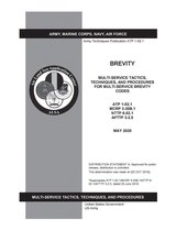 Army Techniques Publication ATP 1-02.1 Brevity Multi-Service Tactics, Techniques, and Procedures for Multi-Service Brevity Codes May 2020