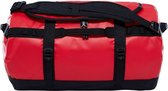 The North Face Base Camp Duffel Reistas S - 50 L - TNF Red / TNF Black
