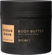 Scrub & Rub - Secret - Body Butter - 200 ml