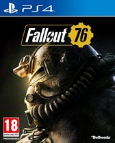ZeniMax Media Fallout 76, PS4 video-game
