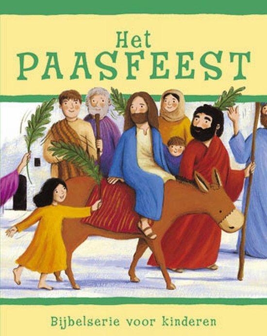 Cover van het boek 'Het Paasfeest' van Sophie Piper