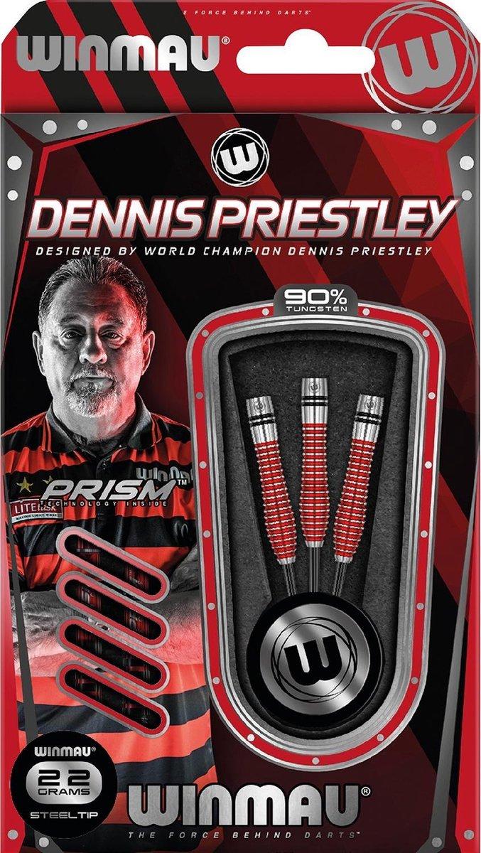 Winmau Dennis Priestley 90% Special Edition - 22 Gram