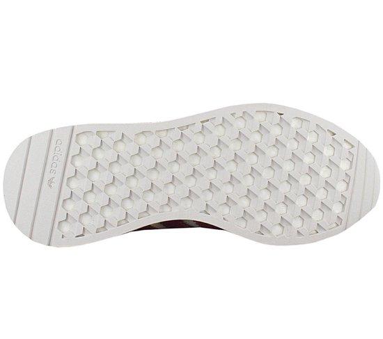 adidas Originals Iniki I-5923 W Boost - Dames Sneakers Sportschoenen  Schoenen Beige-Roze D96618 - Maat EU 36 2/3 UK 4