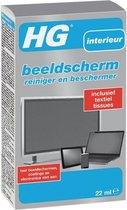 HG beeldscherm reiniger en beschermer - 22ml - inclusief textiel tissues