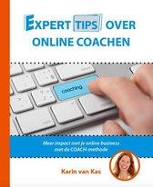 Experttips boekenserie  -   Experttips over online coachen