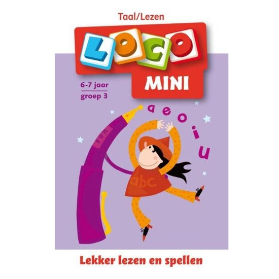 Mini Loco Taal/ Lezen 3-1