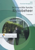 Boek cover De financiele functie: risicobeheer van T. Ammeraal (Paperback)