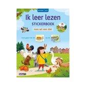 Deltas Ik leer lezen Stickerboek - Roos wil een dier (AVI START/AVI 1)