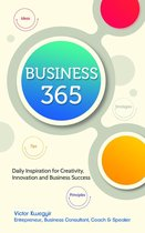 Boek cover Business 365: Daily Inspiration for Creativity, Innovation and Business Success van Victor Kwegyir