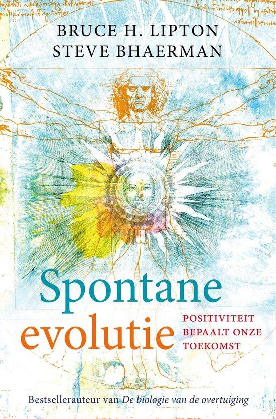 Boek cover Spontane evolutie van Steve Bhaerman (Onbekend)