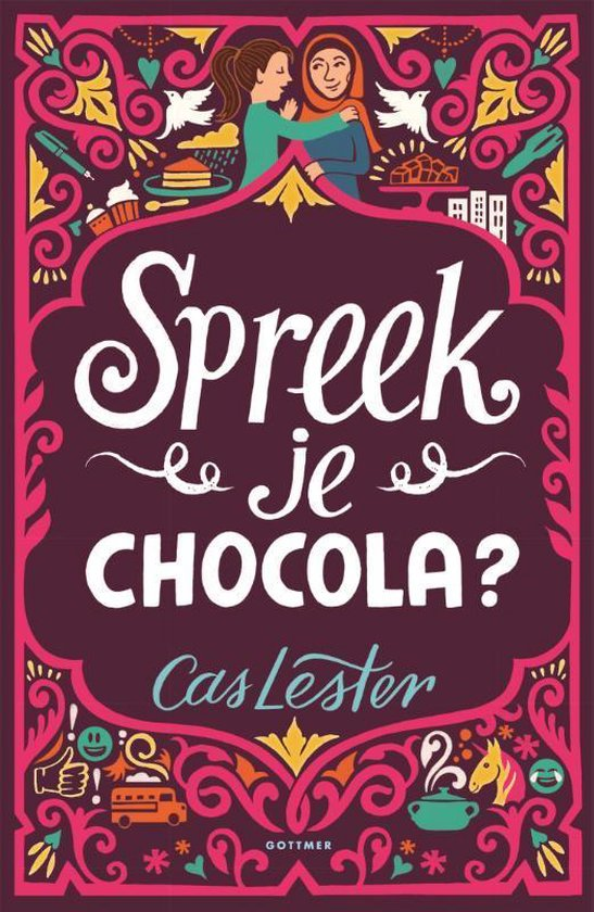 Spreek je chocola? - Cas Lester |