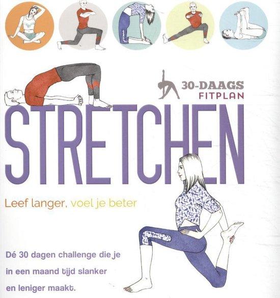 30-daags fitplan - Stretchen - Anabel Murchison |