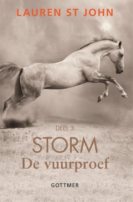 Storm 3 - De vuurproef 3 - lauren st john  