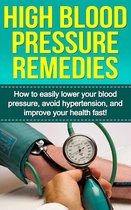 Omslag High Blood Pressure Remedies