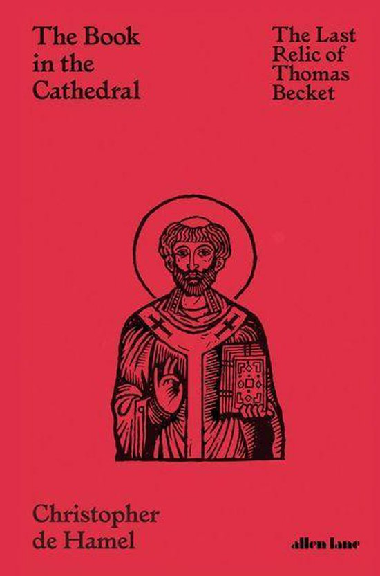 Boek cover The Book in the Cathedral van Christopher De Hamel (Onbekend)
