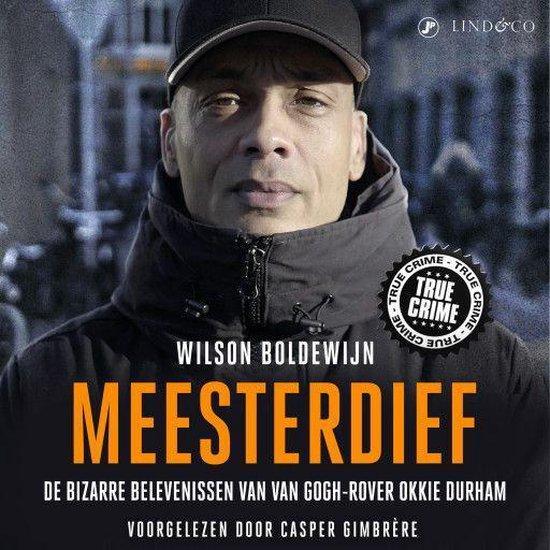 Boek cover Meesterdief van Wilson Boldewijn (Onbekend)