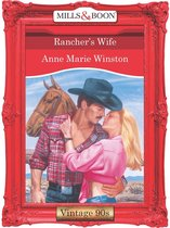 Omslag Rancher's Wife (Mills & Boon Vintage Desire)