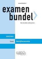 Examenbundel havo Bedrijfseconomie 2020/2021