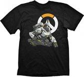 OVERWATCH - T-Shirt Winston Logo (XXL)