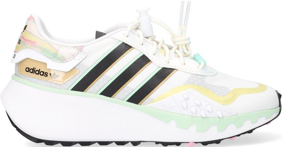 Adidas Chiogo W Lage sneakers – Dames – Wit – Maat 40