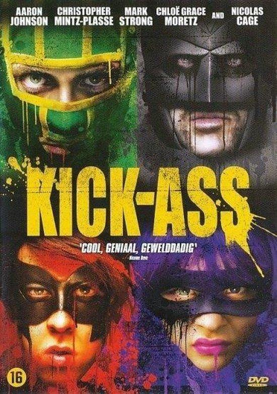 Dvd - Kick-Ass