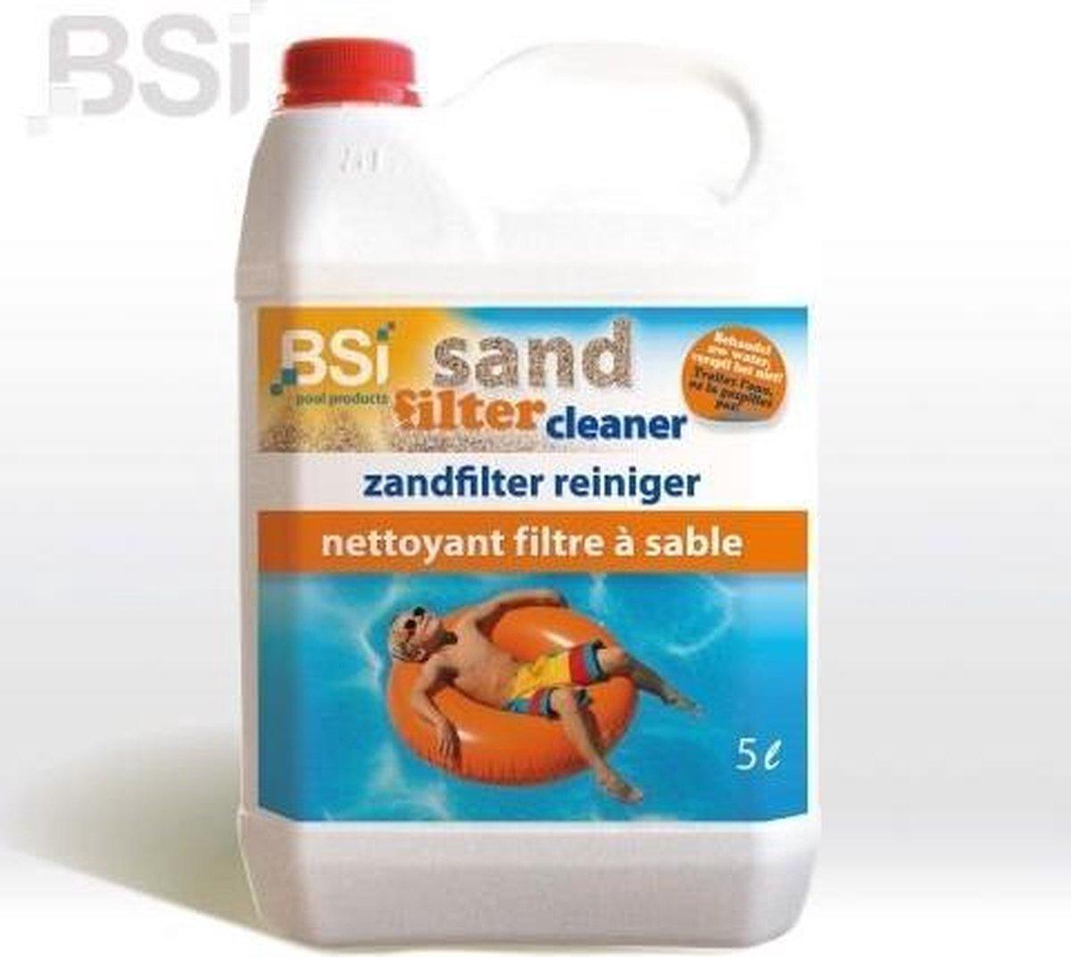 BSI Sand Filter Cleaner, 5 l