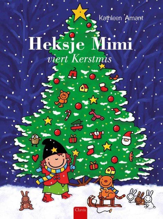 Heksje Mimi  -   Heksje Mimi viert Kerstmis