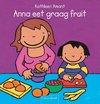 Anna  -   Anna eet graag fruit