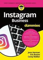 Voor Dummies  -   Instagram Business voor Dummies