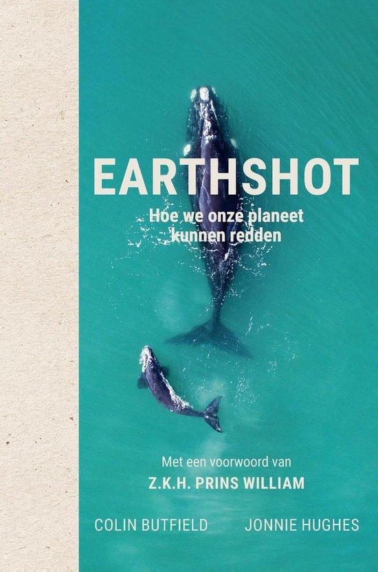 Boek cover Earthshot van Colin Butfield (Onbekend)