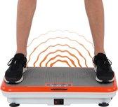 VibroShaper trilplaat - Met oscillatietechnologie – powerplate belast alle spiergroepen – inclusief stretchbands