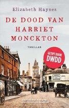 Boekomslag van 'De dood van Harriet Monckton'