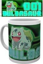 Pokemon - Bulbasaur Glow Mug