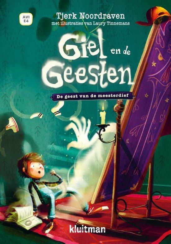 Giel en de geesten - Tjerk Noordraven |