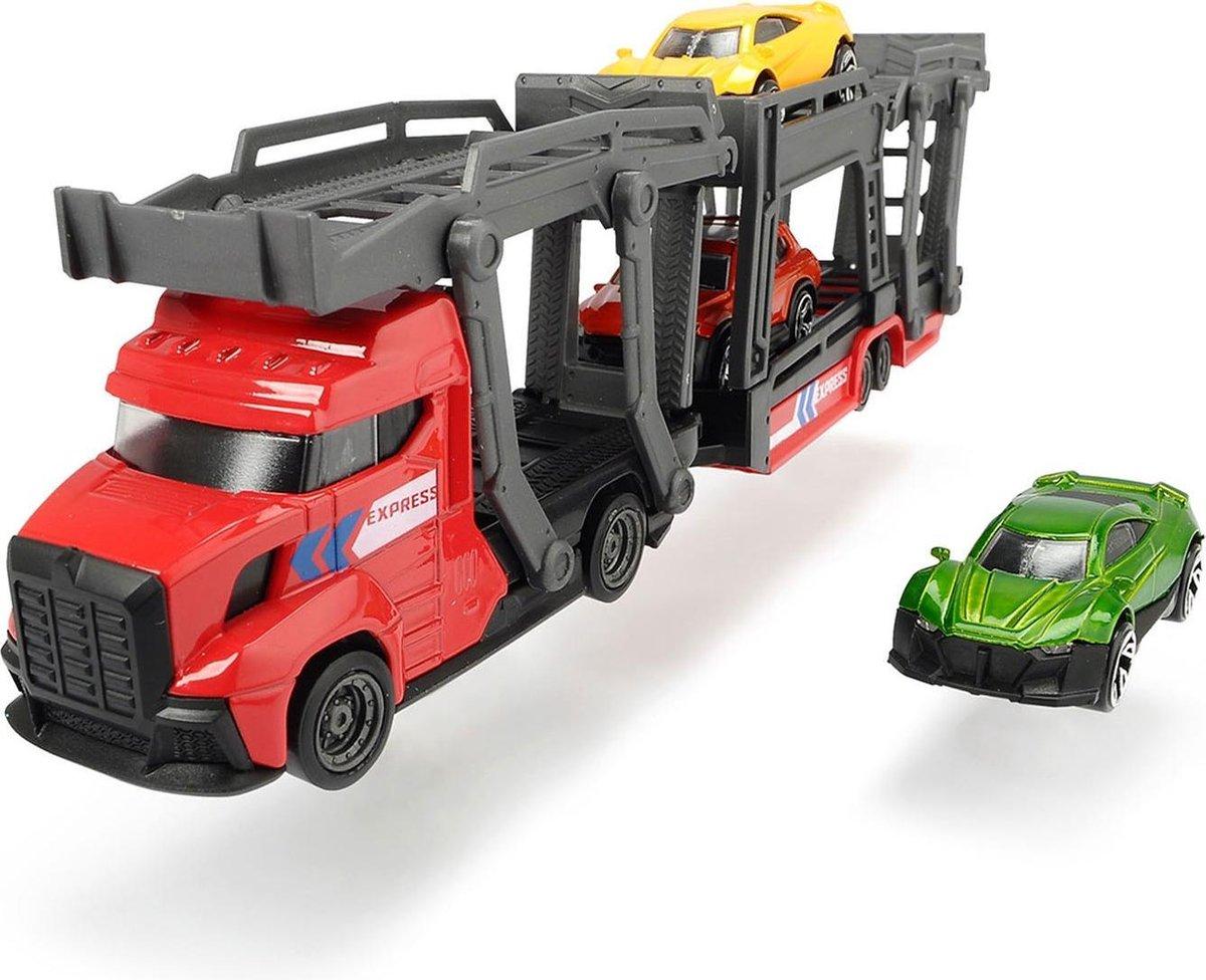Autotransporter Met 3 Auto