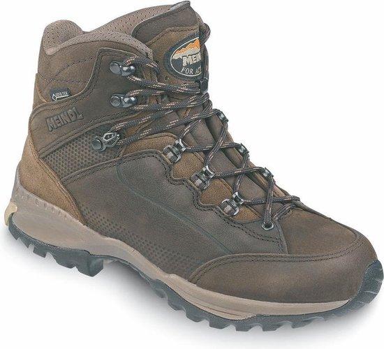 Meindl Salerno Lady GTX wandelschoen - Dunkelbraun/braun - Schoenen - Wandelschoenen - Halfhoge schoenen
