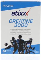 Etixx Power Creatine 3000 90T