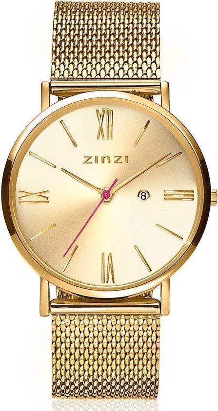 ZINZI horloge ZIW510M + gratis Zinzi armbandje