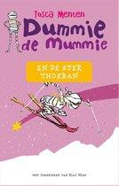 Omslag Dummie de mummie 6 - Dummie de mummie en de ster Thoeban