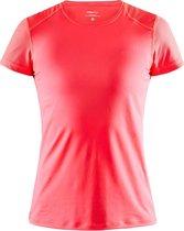 Craft Adv Essence Ss Slim Tee W Sportshirt Dames